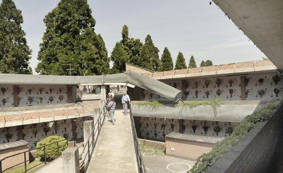 На кладбище в Милане появится музей криминальных наук и насилия