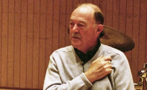 Drummer Andy White died at the age of 86