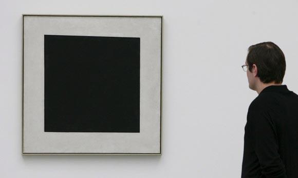 Под «Черным квадратом» Малевича обнаружились еще две работы