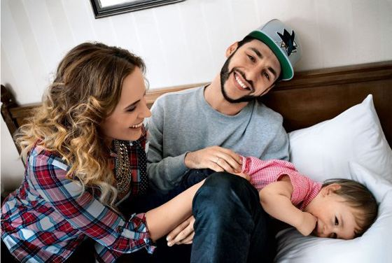 Рэпер lone впервые стал отцом