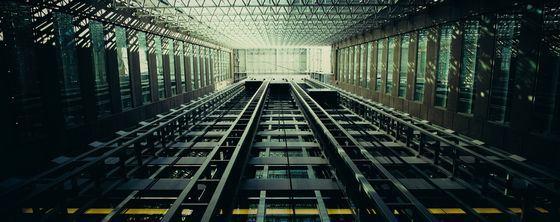 Шахта самого быстрого лифта