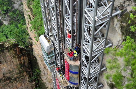 Из лифта Байлонглифт открываются потрясающие панорамные виды