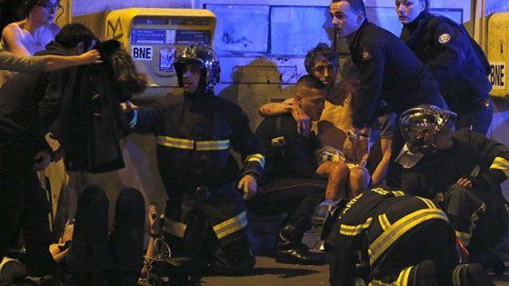 Во время терактов погибло 153 человека