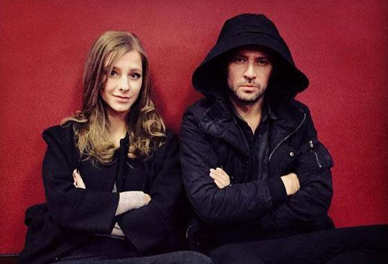 Лиза Арзамасова и Максим Колосов