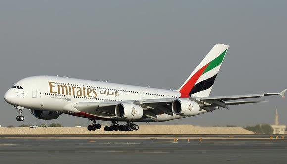 �������� Emirates ������ � ������������ ������� ���������� �����������