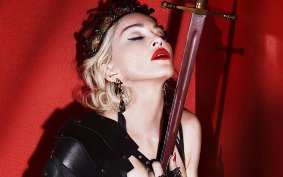 Мадонна певица биография
