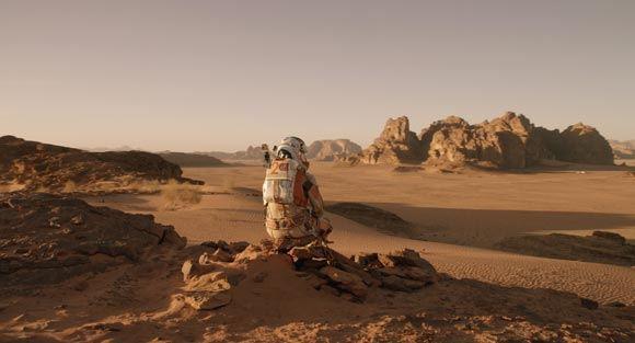 Суд отклонил иск российского сценариста к 20th Century Fox по поводу «Марсианина»