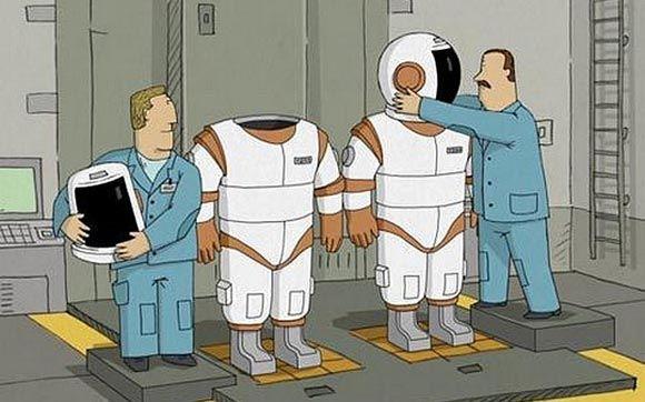 Российский мультфильм «Мы не можем жить без космоса» претендует на «Оскар»