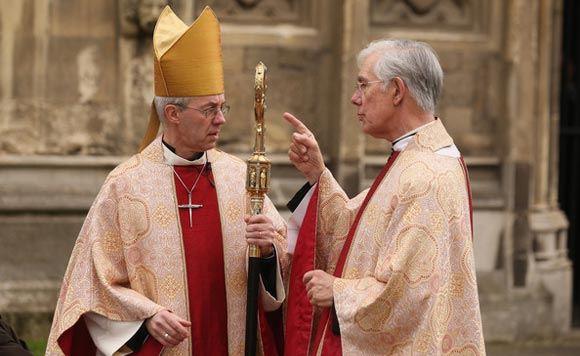 Архиепископ Кентерберийский усомнился в существовании бога после атак в Париже