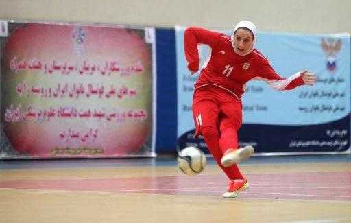 Иранская футболистка добилась разрешения поехать на ЧМ, несмотря на запрет мужа