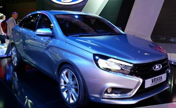 «АвтоВАЗ» выпустил в продажу новую модель «Лады»