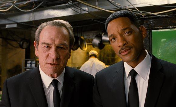 Уилл Смитт может вернуться во франшизу «Люди в черном»