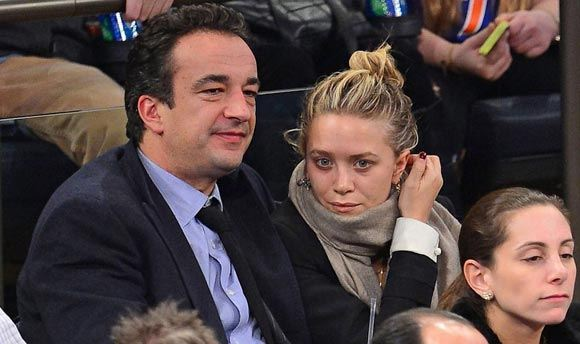 Mary-Kate Olsen and Olivier Sarkozy got married