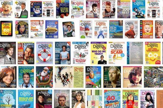 Reader�s Digest - ������ � ����� ������� � ���� �������