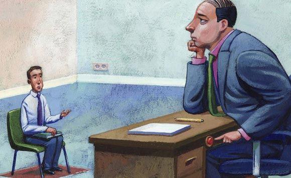 Психологи рекомендуют подчиненным сидеть как можно дальше от начальника