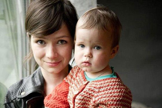 Гражданская жена актера и его дочь