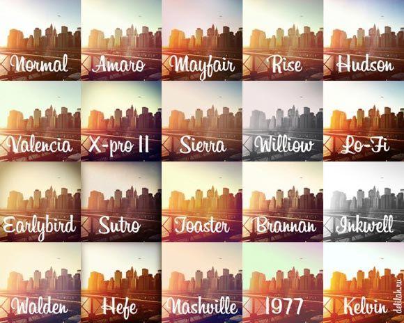 Названия фильтров в Instagram стали популярными детскими именами в США