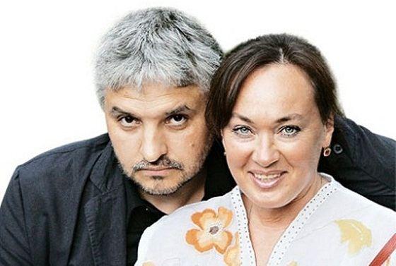 Лариса Гузеева с мужем.