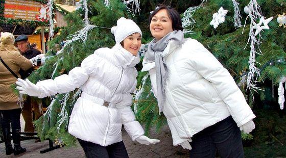 Лариса с дочерью Ольгой
