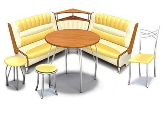 Угловые кухонные диваны – элегантное решение любого интерьера