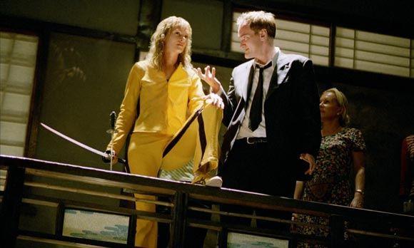 Тарантино задумался над съемками третьего «Убить Билла»