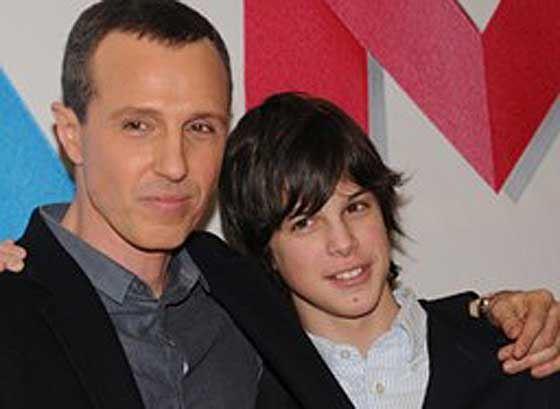 Игорь с сыном