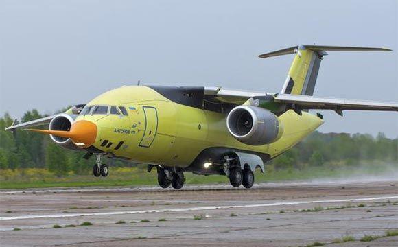 Новый украинский транспортник могут назвать в часть Бандеры