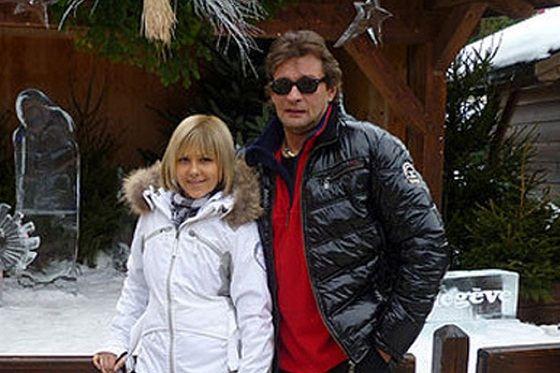 Александр с Ларисой Черниковой
