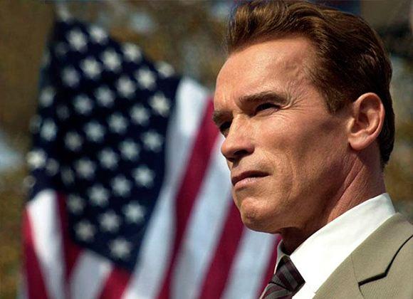 Pictured: Arnold Schwarzenegger