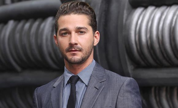 Shia LaBeouf published his phone number