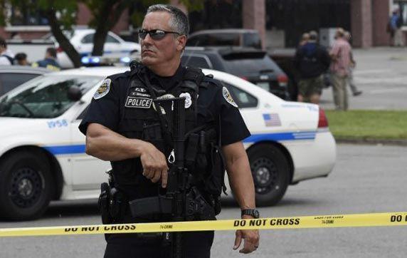 Молодой человек утроил стрельбу в супермаркете в Пенсильвании
