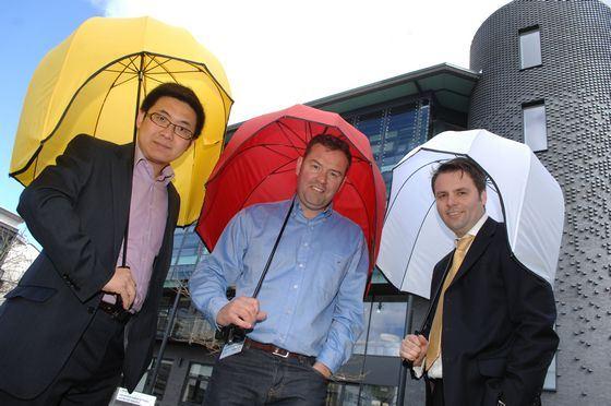 Rainshader - зонт для эгоиста