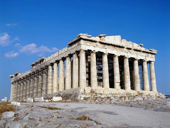 Легендарный Храм Артемиды в Турции