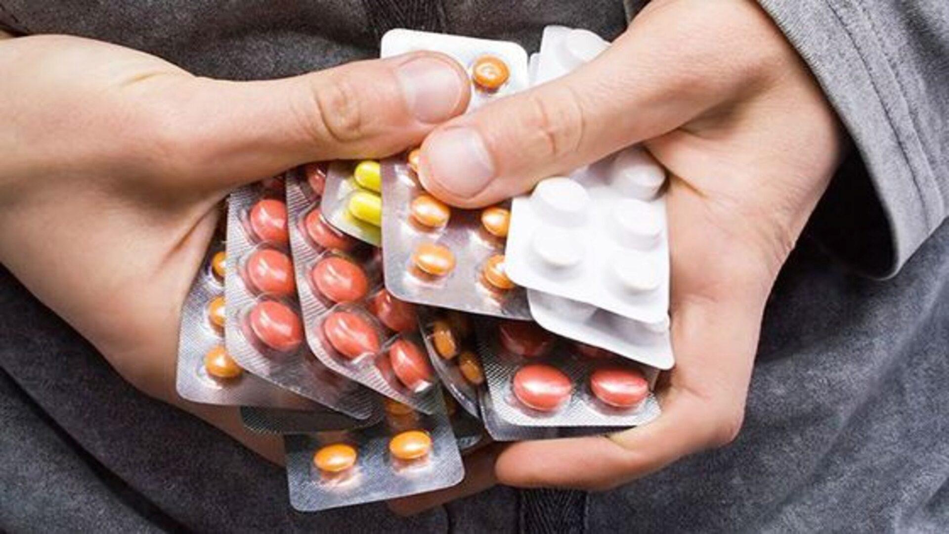 Проверьте список запрещенных к ввозу препаратов, если отправляетесь за границу