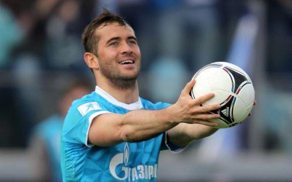 "Alexander Kerzhakov on loan goes to ""Zurich"""