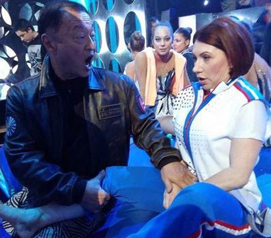 Актер буквально поставил Розу на ноги