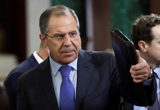 Sergey Viktorovich Lavrov, Minister of Foreign Affairs