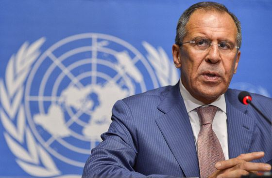 Sergey Lavrov was the RF Permanent Representative to the UN for 10 years