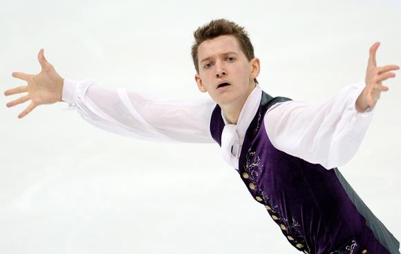 Maxim Kovtun won the Russian championship in figure skating