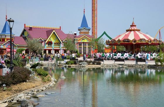 Sochi Park - the coolest amusement park on the Russian Black Sea coast