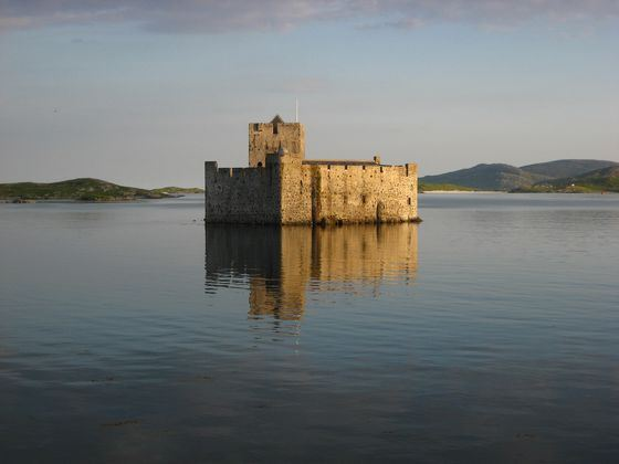 Кисимул - замок, который ни разу не был захвачен врагом