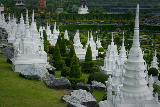 В Тайланде есть шикарные парки, которые манят туристов