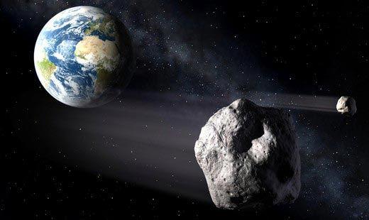 МЧС предупредило россиян о надвигающихся на планету астероидах