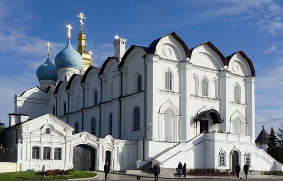 Annunciation Cathedral in the Kazan Kremlin