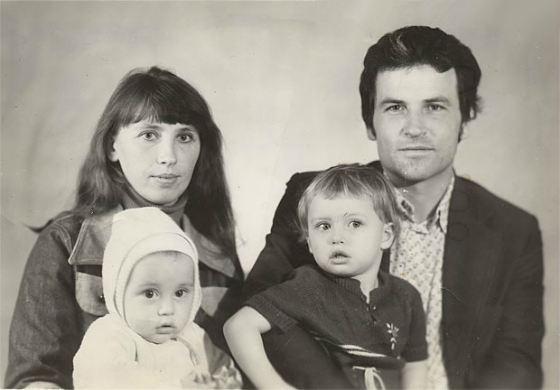 родители билана фото