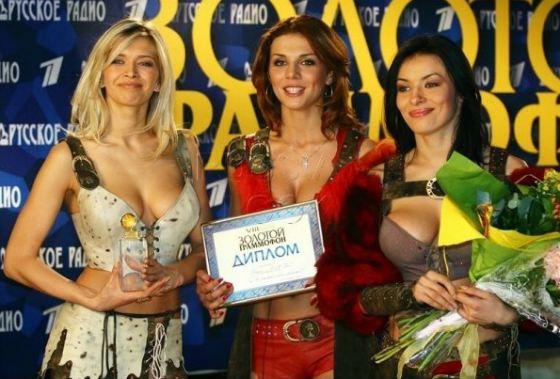 Анна Седокова вошла во «золотой» поезд «ВИА Гры»