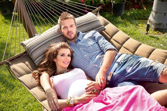 Анна седакова с мужем фото