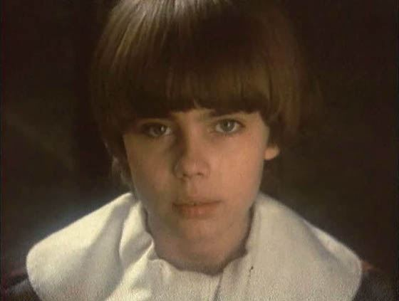 Сергей в детстве сыграл в двух фильмах