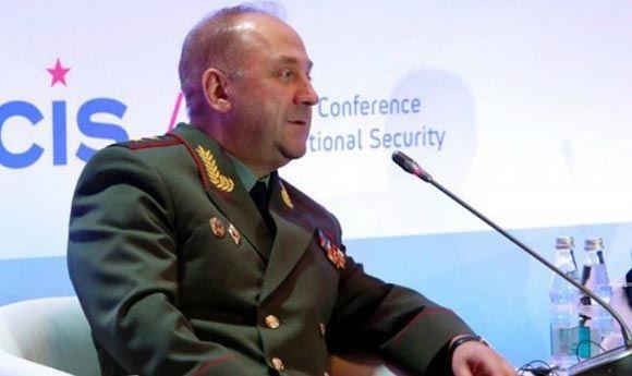 В Москве умер глава ГРУ Игорь Сергун