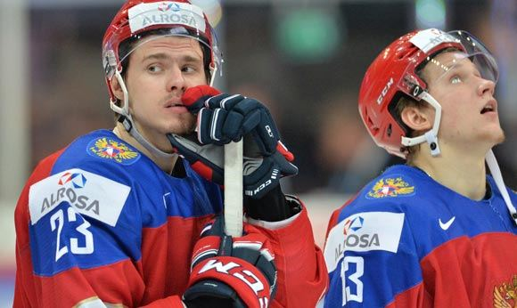Молодежная сборная России по хоккею уступила финнам в финале ЧМ